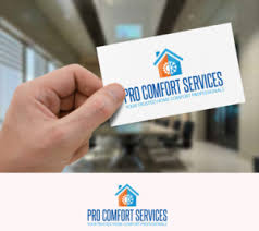 Home Comfort Services 138 Professional Modern Hvac Logo Designs For Pro Comfort Services