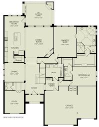 kenwood ii 129 drees homes interactive floor plans custom