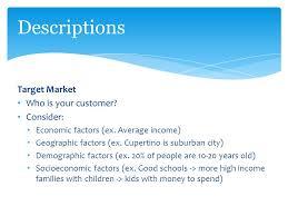 target market analysis 12 customer analysis pepsi perfect