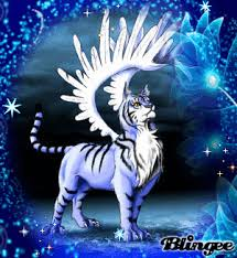 white tiger wing picture 107526160 blingee com