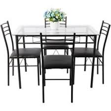 ebony table and chairs zuo modern rock n roll dining table rock n roll dining table rustic