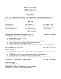 Post Resume For Jobs by Roofing Inspector Cover Letter