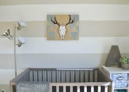 rustic modern baby nursery right u0026 west