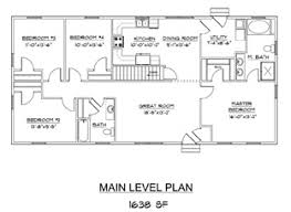 open floor plans with basement charming inspiration 3 open floor plans ranch ranch style open
