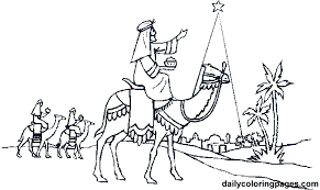 Wise Men Coloring Pages Getcoloringpages Com Wise Worship Coloring Page