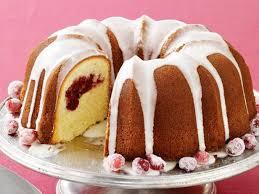 meyer lemon cranberry bundt cake recipe food network kitchen