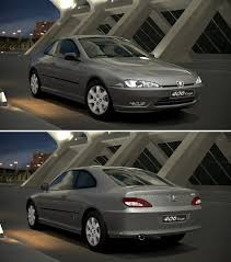 peugeot car garage peugeot 406 coupe 3 0 v6 u002798 by gt6 garage on deviantart
