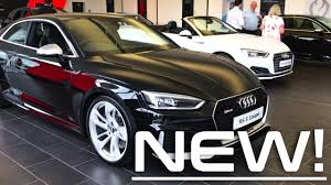 new 2018 audi rs5 walkaround leeds audi audi sport v10 plus