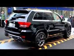 Jeep Grand Cherokee Srt Interior 2015 Jeep Grand Cherokee Srt Interior And Exterior Youtube