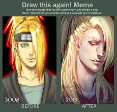 Draw It Again Meme - draw this again meme by moni158 on deviantart