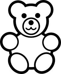 Teddy Bear For Little Brother Coloring Page Color Luna Small Coloring Pages