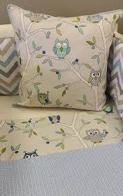 studio collection fabrics blue and taupe fabrics for nurseries