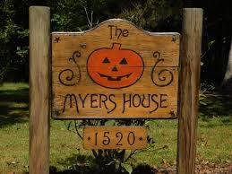 halloween at the myers house nc jenoni