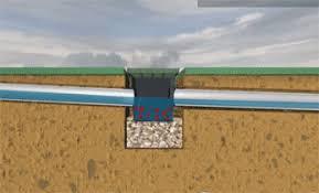 Backyard Water Drainage Problems Yard Drainage Michigan Higher Ground Landscaping