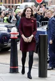 kate middleton dresses kate middleton will make you want a wine colored dress this fall