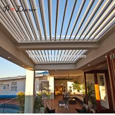 Louvered Roof Pergola by Roof Louver U0026 Nfa Resin Square Top Roof Vent In Black
