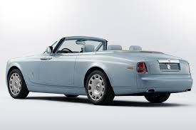 rolls royce phantom rear rolls royce phantom drophead coupe waterspeed collection debuts