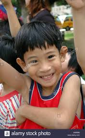 Taiwan Country Flag Painet Ja0767 Boy Kid Child Taiwan Kindergarten Children Kids