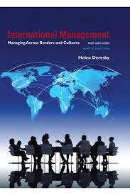 solution manual and case solutions for international management