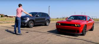 jeep hellcat custom mopar mayhem dodge challenger hellcat drag races jeep grand