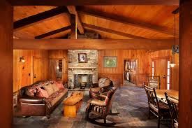 Log Home Bedroom Decorating Ideas Log Cabin Living Room Royalty Free Stockmage Rustic Furniture