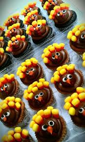 best 25 turkey cupcakes ideas on thanksgiving