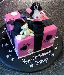 share dog birthday cake photos of your homemade creations