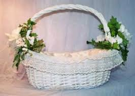 wedding baskets decorative wedding baskets wedding corners