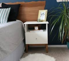 besta nightstand remodelaholic ikea hack