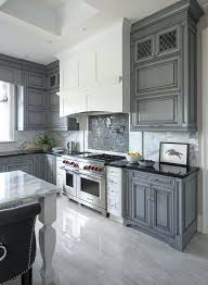 Light Gray Kitchens Gray Kitchens Cabinets Crolik Info
