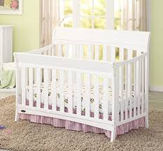 Graco Charleston Classic Convertible Crib Classic White Graco Cribs Graco Rory Convertible Crib Classic White