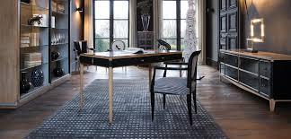 claridge desk nouveaux classiques collection roche bobois
