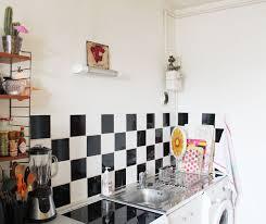 carrelage cuisine damier noir et blanc carrelage damier et blanc carrelage cuisine murs et