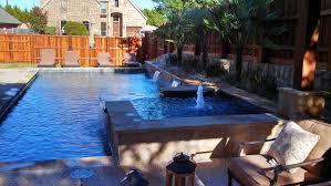 swimming pools and spas design renovations repairs dallas