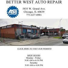 lexus specialist brighton general auto repairs 60639 better west auto repair best auto