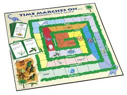 time marches on geologic time game frey scientific u0026 cpo science