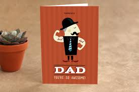 awesome birthday cards awesome papa s day greeting cards by chocom minted