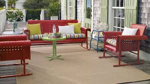 fresh inspiration red outdoor furniture alluring retro metal patio with come back popular chairs chair furnitures