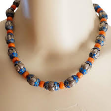 coral bead necklace images Antique chinese reposse 39 silver enamel coral bead necklace tradesy jpg