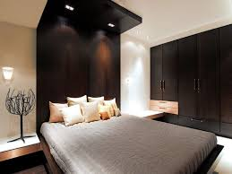 furniture comely modern bedroom decoration using round recessed