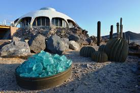 huell howser volcano house mojave desert huell howser s volcano house sells for 750 000