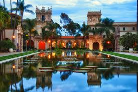 Balboa Park Map San Diego by Balboa Park The Largest National Cultural Park In San Diego