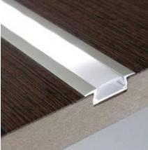 led leiste küche alu leiste möbeleinbau profil für led streifen 1m de