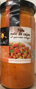 cuisine et delice délice de poivrons rouges et noix de cajou ail ail ail 230 g e