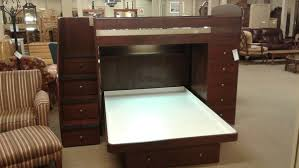 This End Up Bunk Beds This End Up Twin Bunkbed Delmarva Furniture Consignment