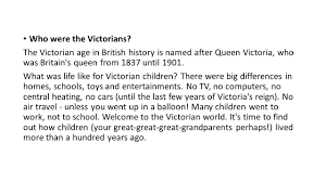 Victorian Time by Victorian Times The Victorian Times Mean Victoria Rules The Time