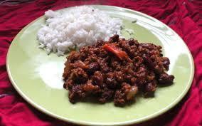cuisine chilienne recettes recette chili con carne facile économique et simple cuisine