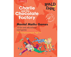 roald dahl charlie and the chocolate factory mental maths games