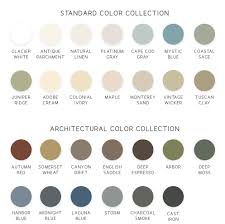siding color options window world of long island