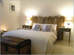 chambre palette impressionnant chambre palette bois avec tete de lit en bois